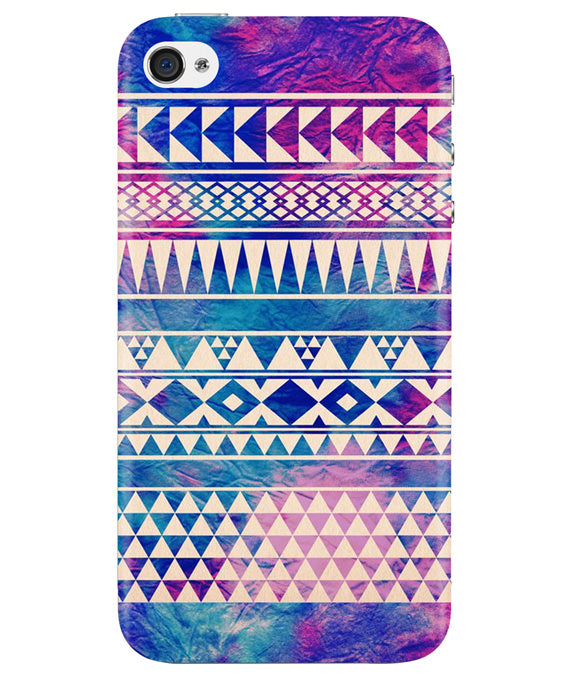 Pattern Lines iPhONE 4 Cover