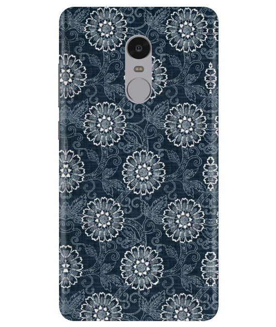 Floral Interiors Redmi Note 4 Cover