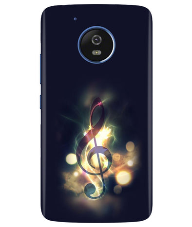 Musical End Moto G5 Cover