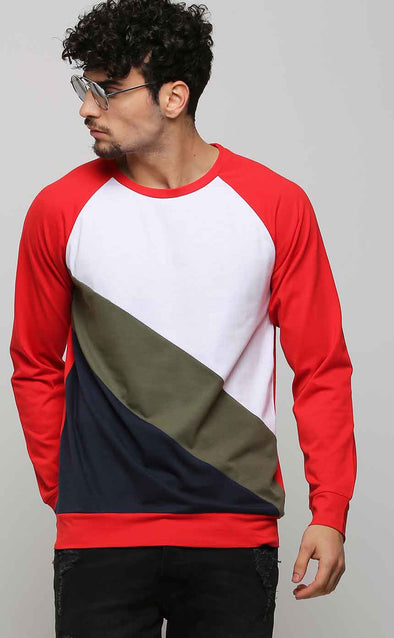 Men's Fashion T Shirt In Full Sleeve
