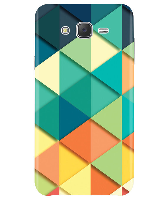 Big Retroangle Samsung J5 2015 Cover