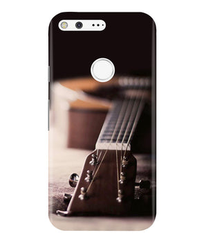 Guitar Strings Google Pixel Cover