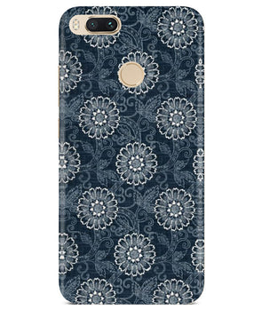 Floral Interiors Redmi A1 Cover