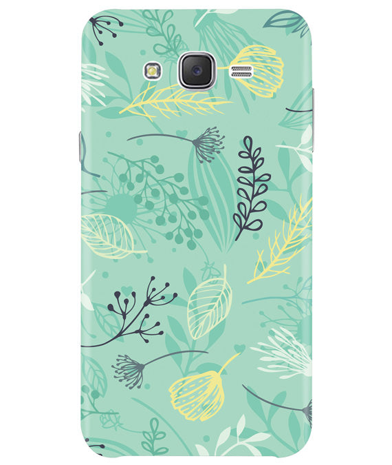 Greenery Samsung J5 2015 Cover