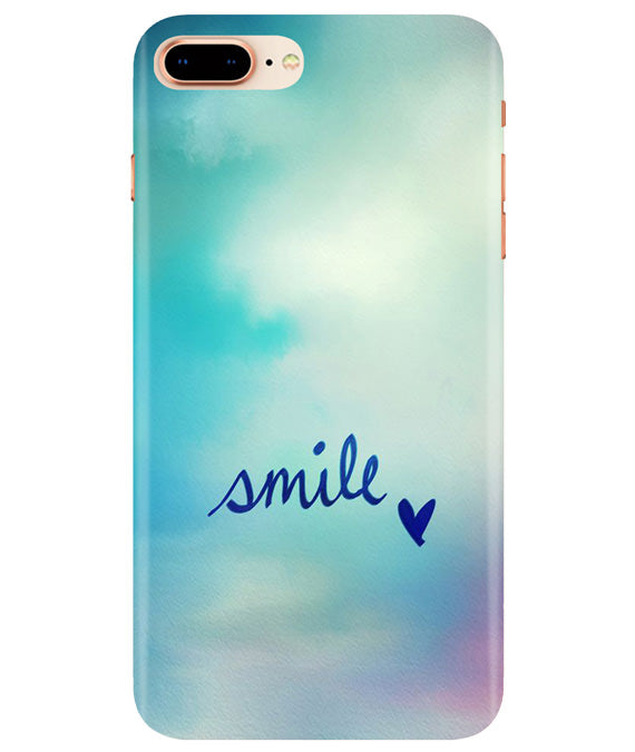 Just Smile iPhONE 7Plus Cover