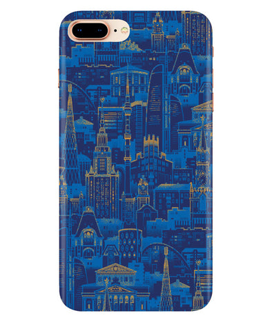 New York View Iphone 7-PLUS Cover