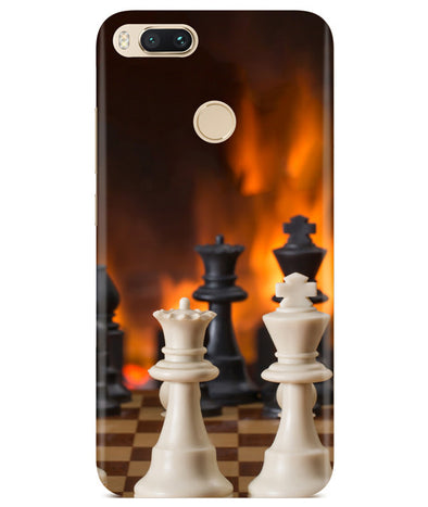 Chess Play Redmi A1 Cover