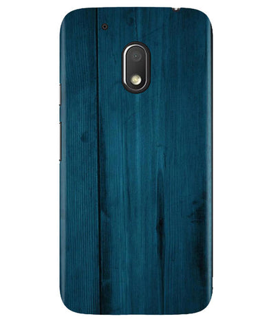 Emerald Green Woods Moto G4 Play Cover