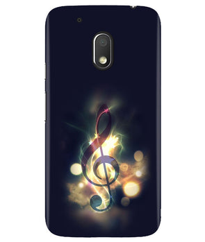 Musical End Moto G4 Play Cover