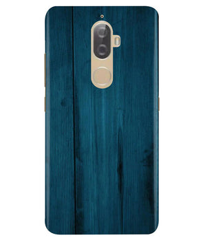 Emerald Green Woods Lenovo K8 Plus Cover