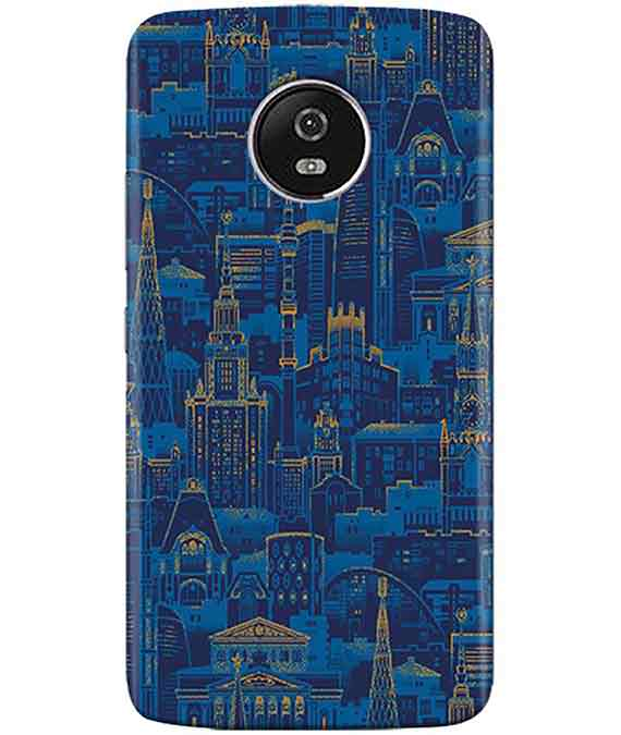 New York View MOTO G5 PLUSCover