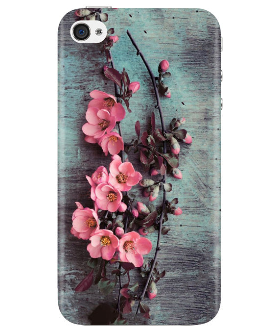 Pink Artistry iPhONE 4 Cover
