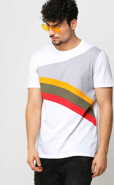 Rainbow-Tee-Shirt-In-White