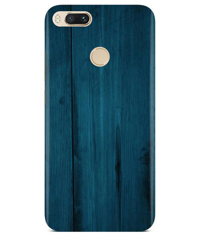 Emerald Green Woods Redmi A1 Cover