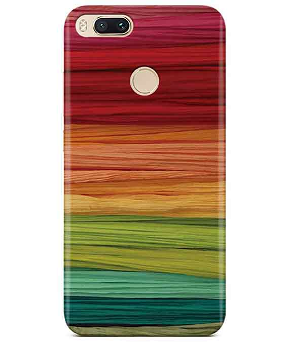 Colourful Piles Redmi A1 Cover