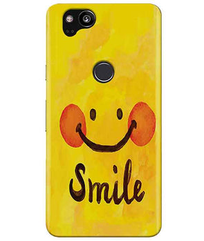 Smiley Mood Google Pixel 2 Cover