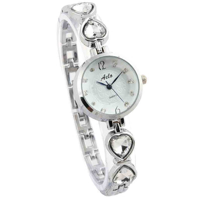 Silver Women's Watch-WWW1095