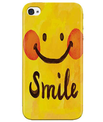 Smiley Mood Iphone 4/4S Cover