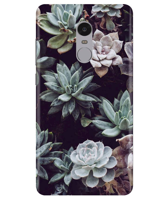 Desert Bloom Redmi Note 4 Cover