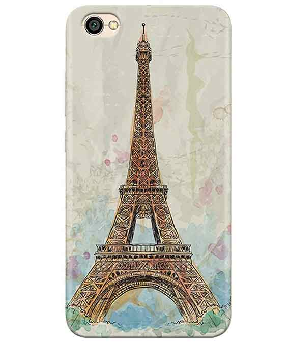 Eiffel Tower Redmi Y1 Lite Cover