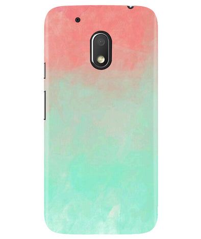 Hex Green Moto G4 Play Cover