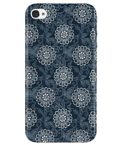 Floral Interiors iPhONE 4 Cover