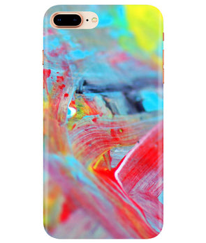 Canvas Strokes iPhONE 8Plus Cover