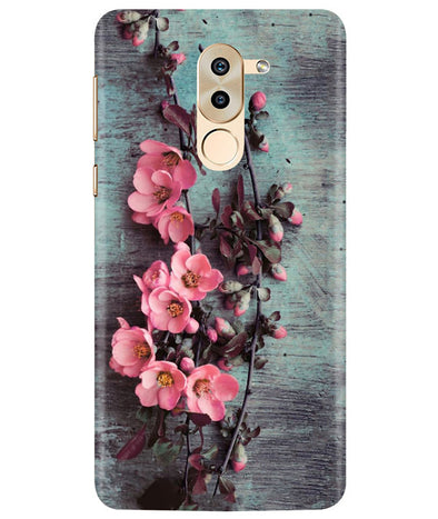 Pink Artistry Honor 6X Cover