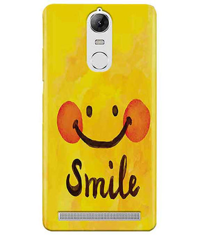 Smiley Mood Lenovo K5 NoteCover