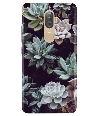Desert Bloom Lenovo K8 Plus Cover