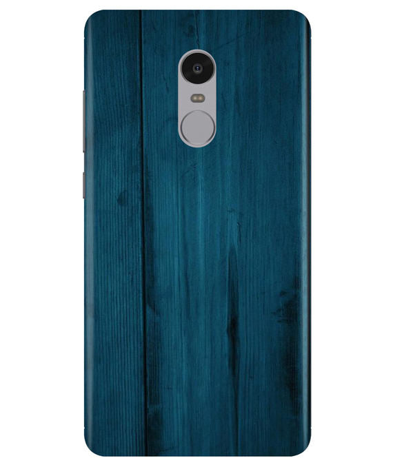 Emerald Green Woods Redmi Note 4 Cover
