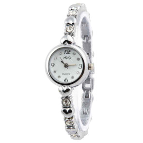 Women's Silver Watch