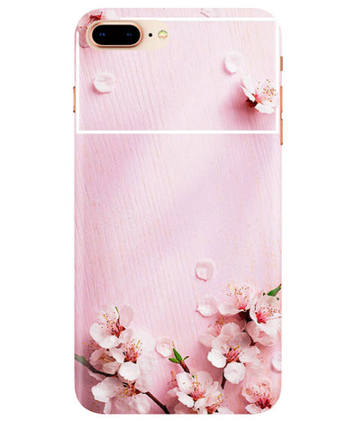 Delicate Rosa iPhONE 8Plus Cover