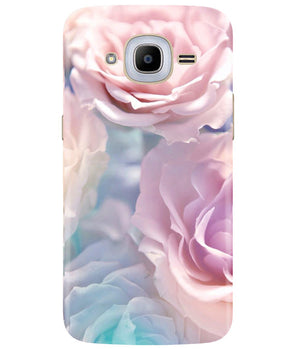 Cool Floral Samsung J2 2016 Cover