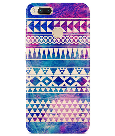 Pattern Lines Redmi A1 Cover