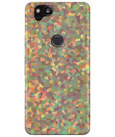 Colorful Frit Google Pixel 2 Cover