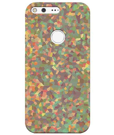 Colorful Frit Google PixelCover