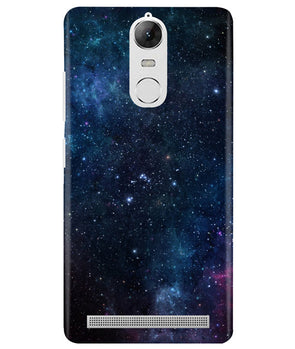 Deep in Galaxy Lenovo K5 Note Cover