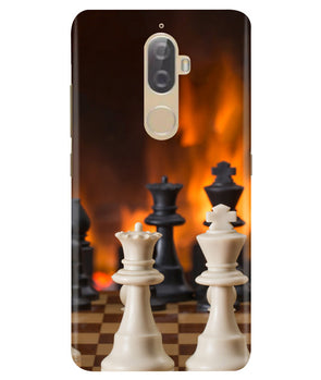 Chess Play Lenovo K8 Plus Cover