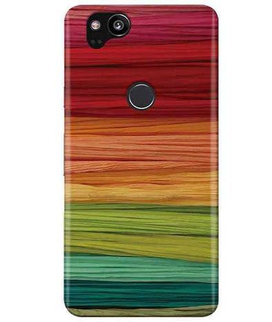 Colourful Piles Google Pixel 2 Cover