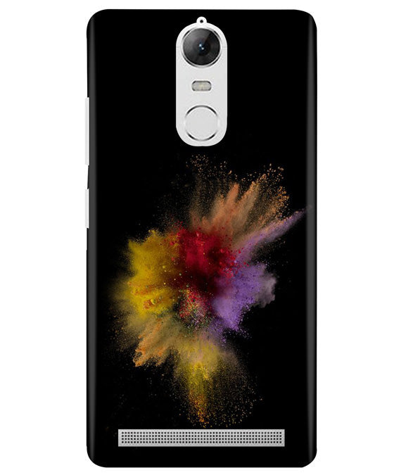 Colour Blast Lenovo K5 Note Cover