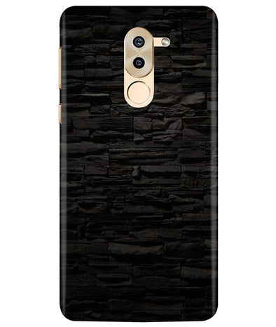 Black Stone Wall Honor 6X Cover