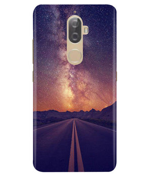 One Way Lenovo K8 Plus Cover