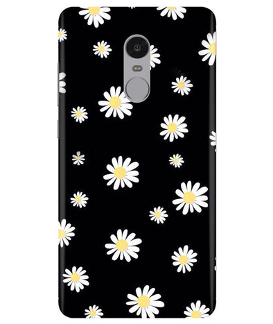 Daisy Rain Redmi Note 4 Cover