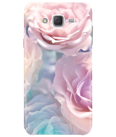 Cool Floral Samsung J7 2015 Cover
