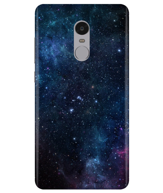 Deep in Galaxy Redmi Note 4 Cover