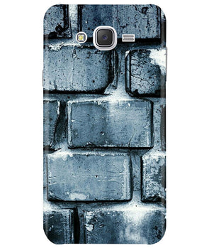 Old Brick  Samsung J7 2015 Cover