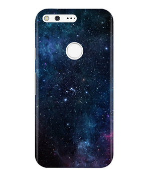 Deep in Galaxy Google Pixel Cover