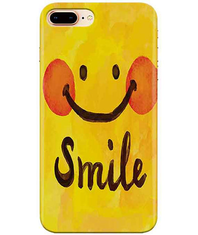 Smiley Mood Iphone 7-PLUS Cover