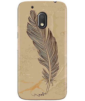 Quill MOTO G4 PLAY Cover